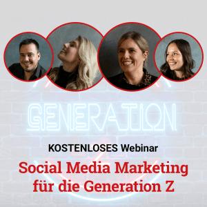 Generation Z Webinar