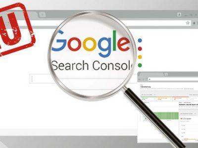 neue Google Search Console