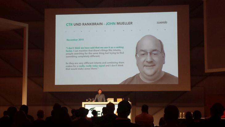 Kientzler - Vortragsbild Rankbrain