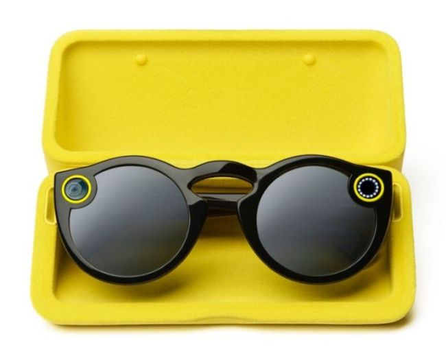 Snapchat Spectacles Brille