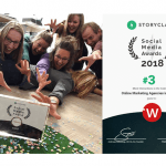 """web-netz auf Platz 3 der erfolgreichsten Online Marketing Agenturen – """"Storyclash"""""""