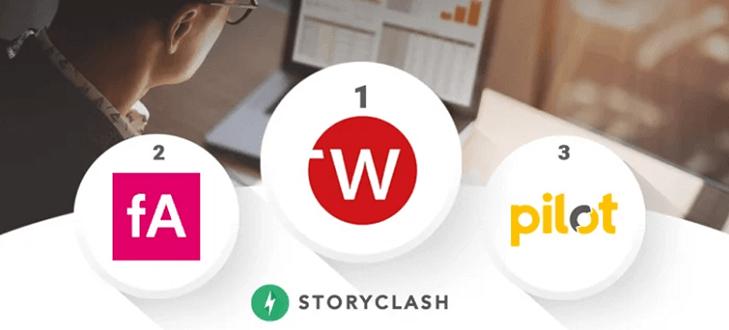 Storyclash Ranking Social Media November