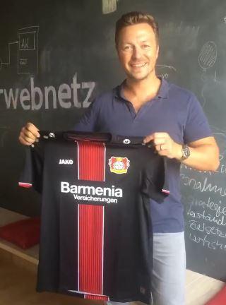 Trikot Bayer 04 Leverkusen Gewinnspiel