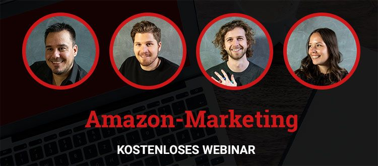 web-netz Amazon-Marketing Webinar