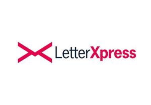 Logo von LetterXpress
