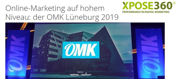 Xpose 360° Recap OMK 2019