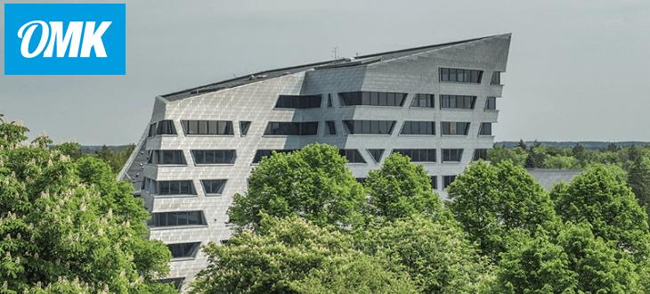 OMK im Zentralgebäude der Leuphana Universität