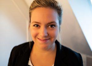 Adrienne becker, Head of Social Media bei web-netz