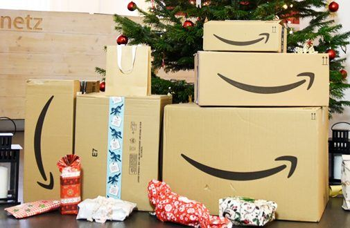 Wie Amazon das Weihnachtsgeschäft dominiert