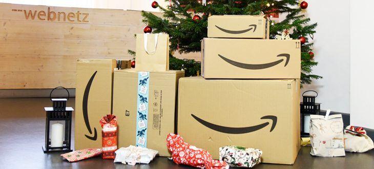 Amazon Weihnachten