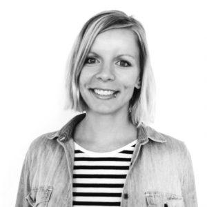 Social Media Expertin Annemarie Jungbluth von web-netz