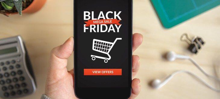 Black Friday Online-Marketing