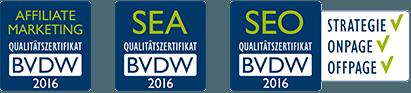 BVDW Zertifikate