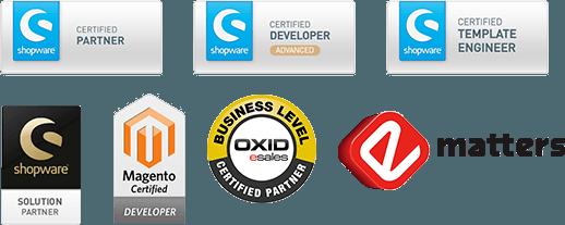 E-Commerce Zertifikate Webentwicklung web-netz GmbH