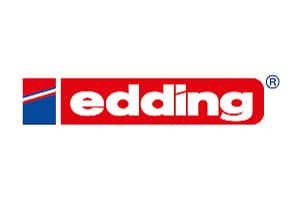Logo von Edding