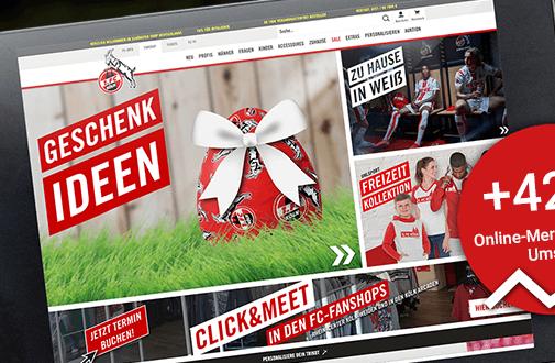 Der 1. FC Köln stürmt mit erfolgreicher Online-Offensive in der Corona-Krise in die digitale Spitze...