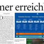 """web-netz sports – Immer erreichbar: Die Bundesligisten professionalisieren sich in Sachen CRM – """"HORIZONT"""""""