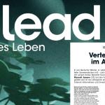 """web-netz-Chef Patrick Pietruck im Promi-Blitzlicht mit Marcell Jansen, Angela Merkel, Uwe Seeler und Steffen Henssler – web-netz in """"LEAD"""""""