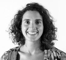 Mitarbeiterfoto von Kathrin Klodt in Schwarz-Weiß