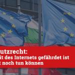 Leistungsschutzrecht: Wieso die Freiheit des Internets gefährdet ist und was wir jetzt noch tun können