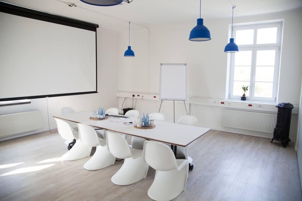 Konferenzraum der web-netz GmbH