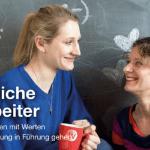 """Glückliche Mitarbeiter – Titelstory IHK-Magazin """"Unsere Wirtschaft"""""""