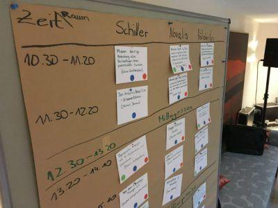 SEAcamp-Sessionplan