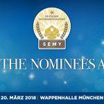 web-netz für Deutschen Suchmarketingpreis SEMY nominiert