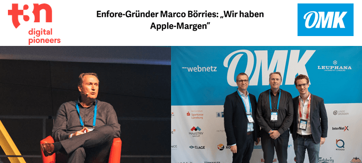 t3n-Interview_Enfore gründer Marco Börries_Wir haben Apple Margen