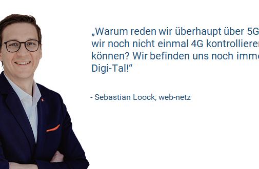"""Wie sich Deutschland beim Thema 5G ins Abseits manövriert – """"t3n"""""""