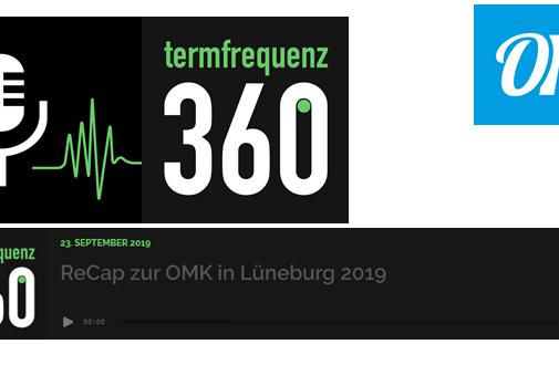 "ReCap zur OMK in Lüneburg 2019 – ""termfrequenz"""