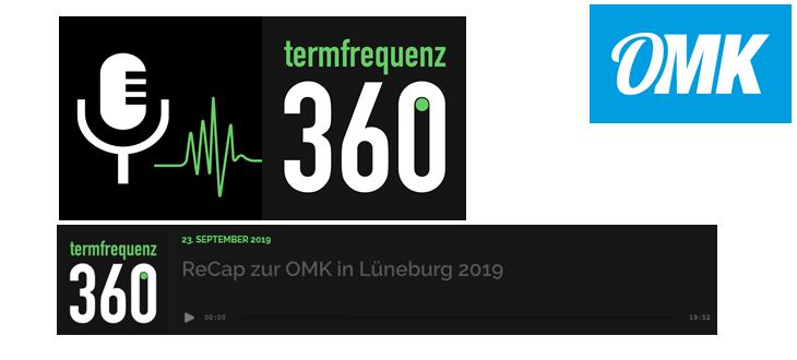 termfrequenz OMK Recap 2019
