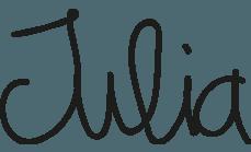 Unterschrift Julia Sertel