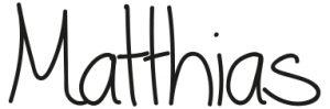Unterschrift Matthias Reincke