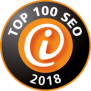 Top100 SEO 2018 Siegel