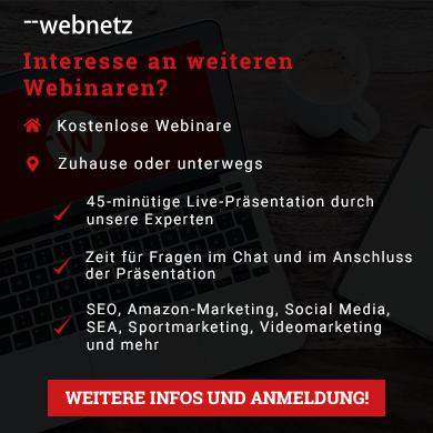 web-netz Webinare