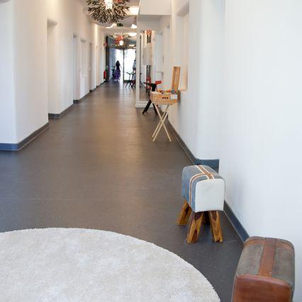 web-netz Bürogebäude von Innen