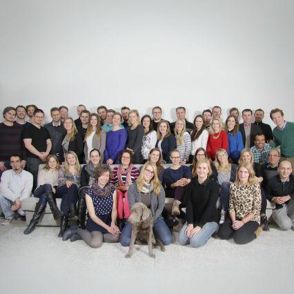 web-netz Teamfoto
