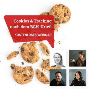 Cookies & Tracking Webinar