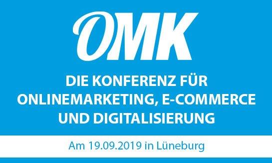Bannerfür die OMK 2019